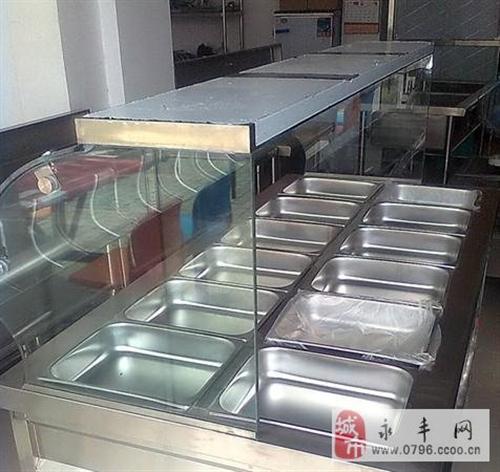 快餐保温柜出售基本全新价格面议