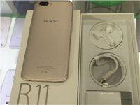 OPPO  r11 金色