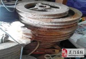 皮带轮、工业可用二手皮带轮、