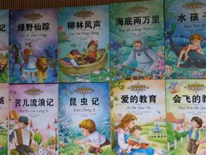 小学生课外读物