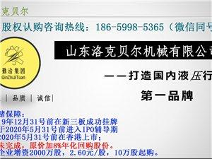 新三板股权【山东洛克贝尔】怎么认购?在山东哪里?