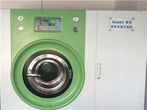 泰洁豪华干洗机器