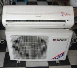 低价出售9成新空调!上门安装!保修3个月!非诚勿扰