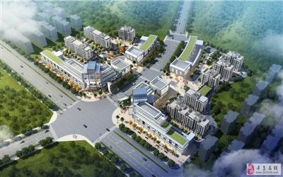 寻乌华南国际汽车城
