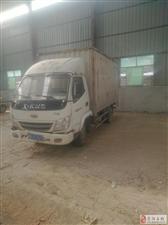 正常使用的4.2米箱货车转让