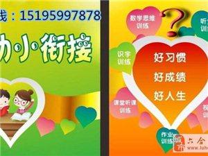 六合幼小銜接 適應小學生活 數學拼音漢字啟蒙