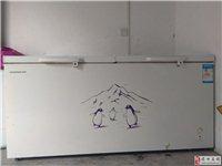 出售一台9.8成新的1.4米穗凌保鲜展示柜和冰柜