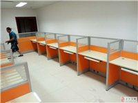香河家具基地定做辦公桌屏風隔斷