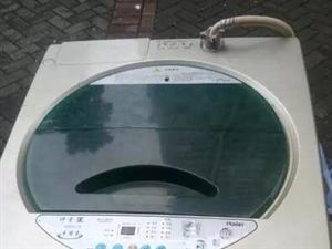 海尔6公斤洗衣机便宜转让