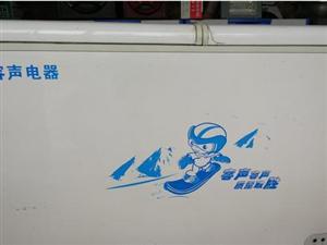 转让八成新容声冰柜,288升容量