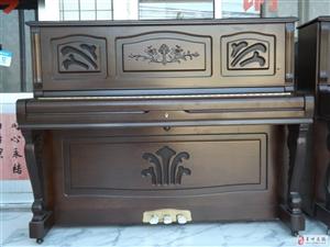 青州欧式钢琴、龙腿钢琴、雕花钢琴、黑色钢琴二手钢琴