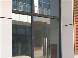 临港新天地一楼自己经营的临街现铺门面商铺售楼部卖的