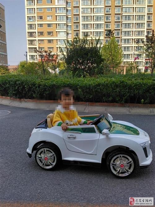 兒童電動汽車充電遙控玩具汽車