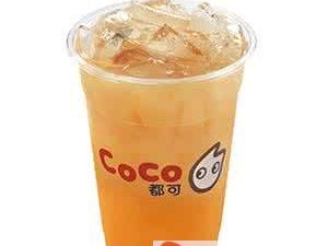 转让coco奶茶店经营权,前景大好