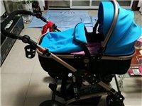 出售二手多功能嬰兒車