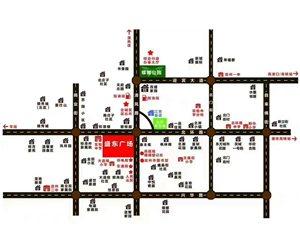 盛东广场五证齐全投资首选项目