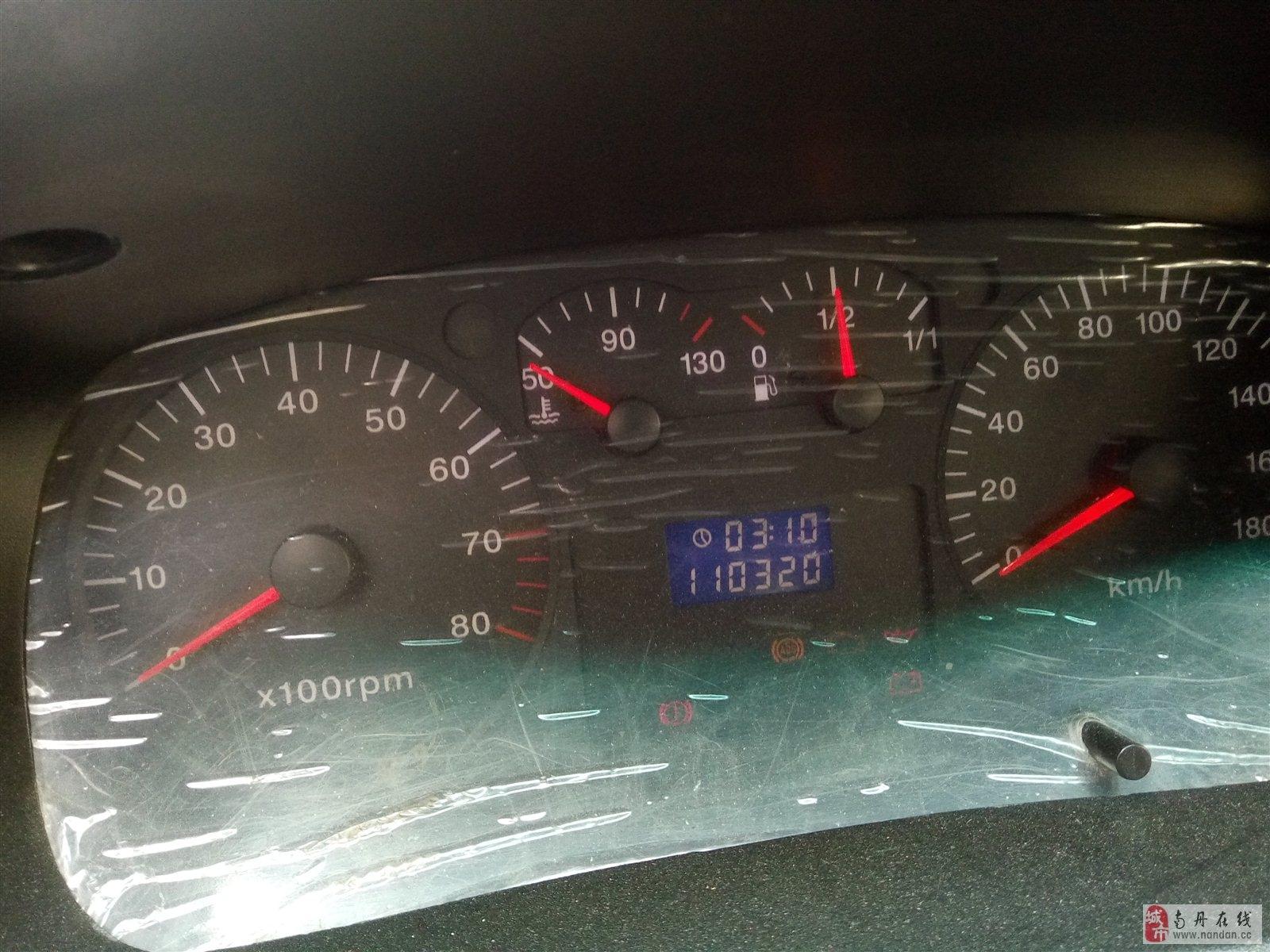 众泰2008款,1.3排量,自用,无事故。