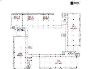传奇广场对面张江微电子港毛坯写字楼出租送超大阳台