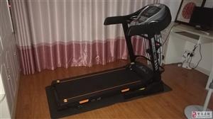 亿健T900多功能静音折叠家用跑步机,送垫子、润滑