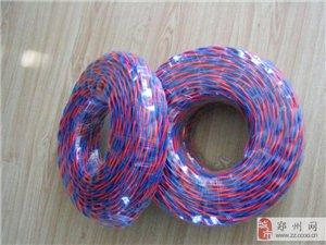 銅芯聚氯乙烯絕緣絞型連接用軟電線、對絞多股軟線