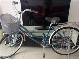 出售 95成新的 自行车  自取