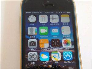 自用苹果5C32G9.9成新