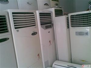 潢川常年专业出售回收二手空调、并专业维修、移机