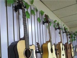 琴声琴语吉他教室常年招生