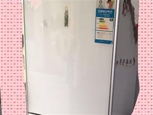 海尔冰箱9成新低价出售!!