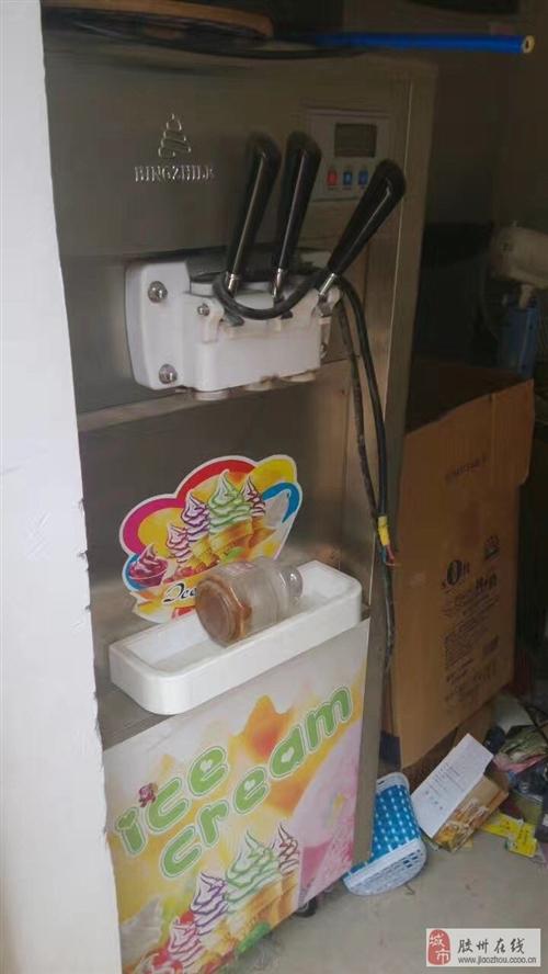 冰之乐BQL-818商用冰激凌机出售