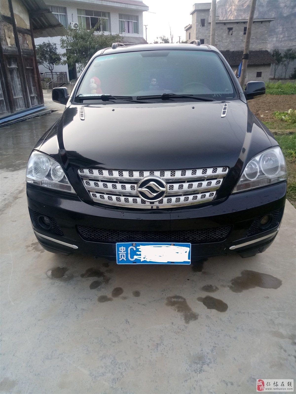 黃海牌SUV越野車出售