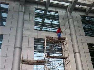 重庆沙坪坝学校外墙清洗怎么收费?