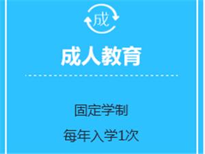 河南省駐馬店市成人高考、函授專本科報名即將截止
