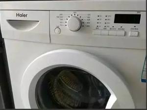 出售 海尔洗衣机一个