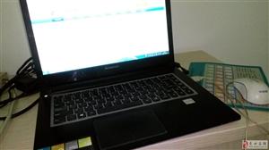 联想S405笔记本14寸超薄笔记本成色新