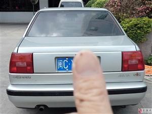 私家车闲置便宜出手