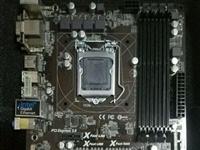 自用電腦置換主板,華擎B85pro4大板1150