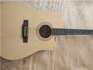 原价860元的吉他,闲置多年,低价处理掉