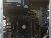 四核电脑(新硬盘新电源新散热新机箱)900元
