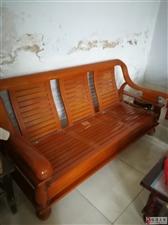因搬家,9成新联邦椅便宜处理,全实木