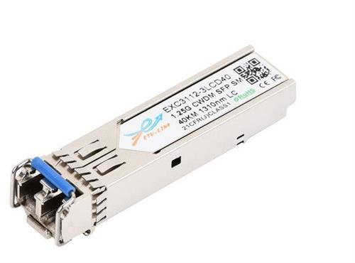 全新SFP光模塊1.25G千兆單模雙纖20K全兼容