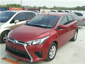 丰田致炫1.5自动首付5千轻松买车