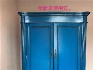 出售 全新美式做旧衣柜 全新的没用过