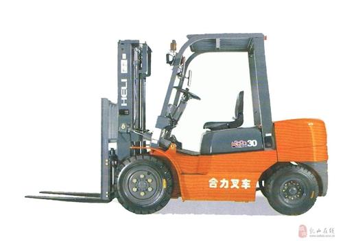半價急出售安徽合肥合力3噸叉車價格經銷商最低報價表