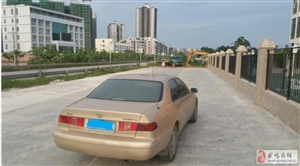丰田佳美2.2千禧版,最后一代全进口,换车出。