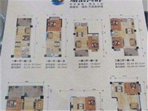 加浪河畔(一手房) 2室2厅1卫65.3万元