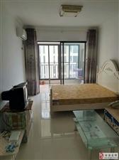珠江花园1室1卫55平高楼层1200元/月
