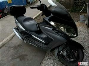 安东尼二手摩托车出售