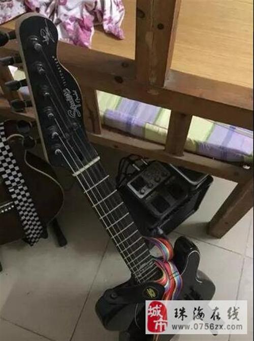 出售二手电吉他