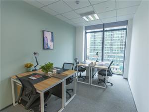 《江汉区》精装中小型办公室出租,可注、册
